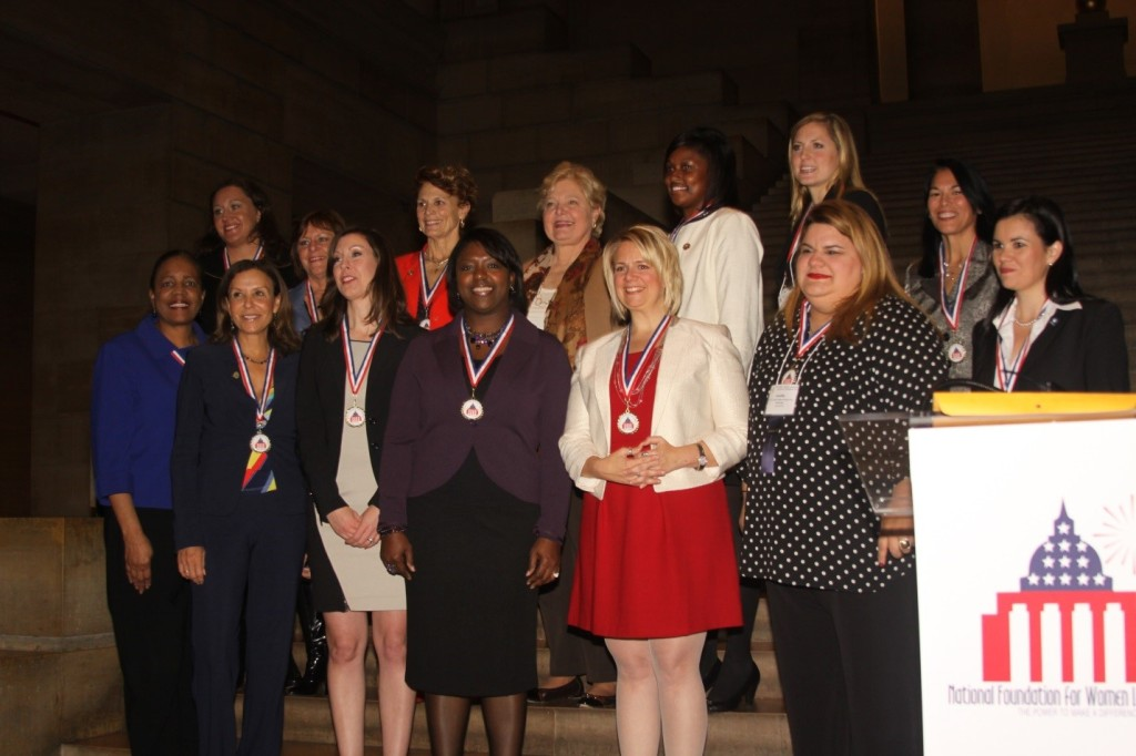 women of excellence group shot