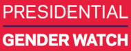presidential gender watch